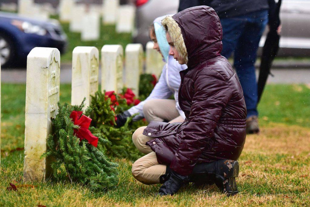 Wreaths Across America Oak Hill Cemetery